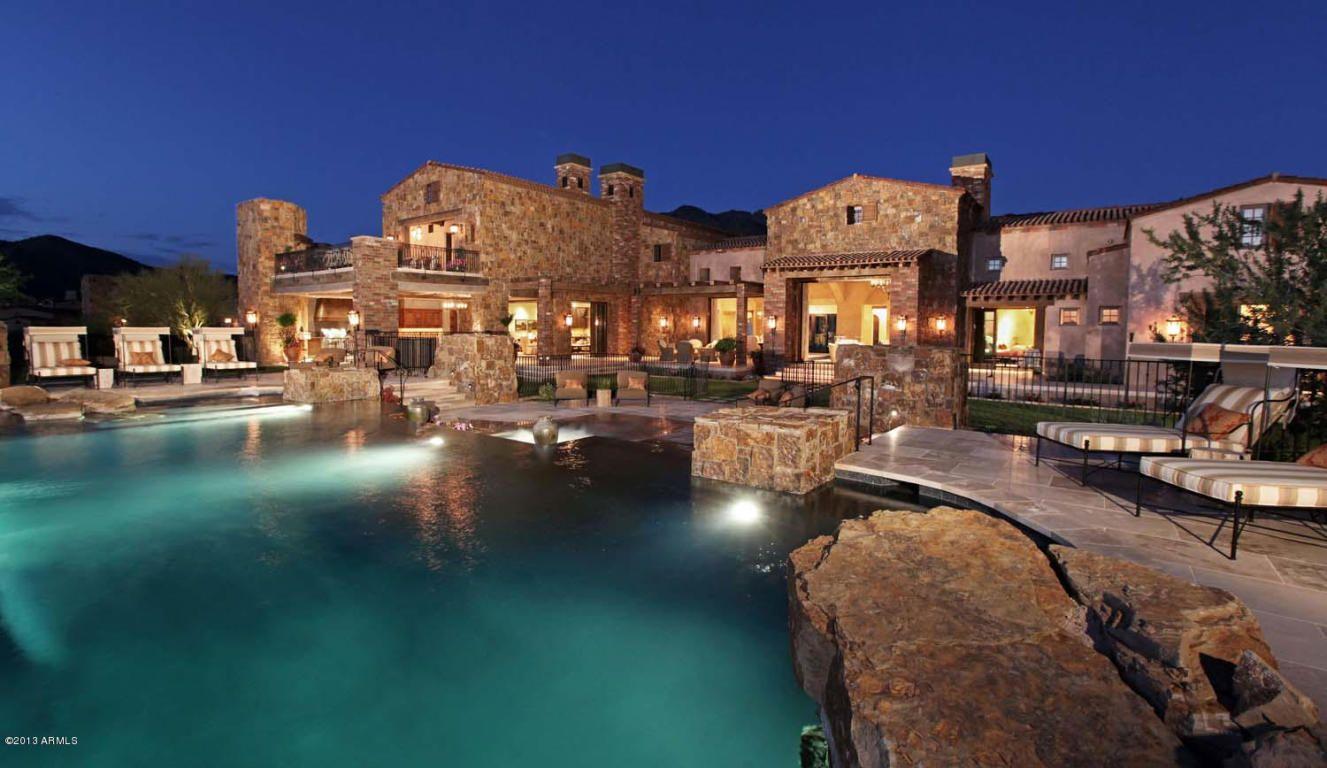 LUXURY HOMES FOR SALE IN SCOTTSDALE AZ